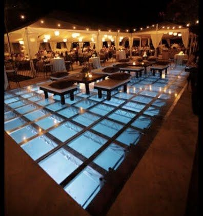 Would Love Cover The Pool Dancefloor