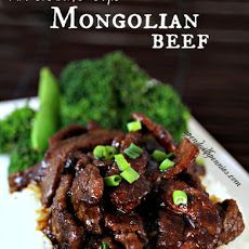 Pf Chang S Mongolian Beef Copycat Recipe Crockpot Food
