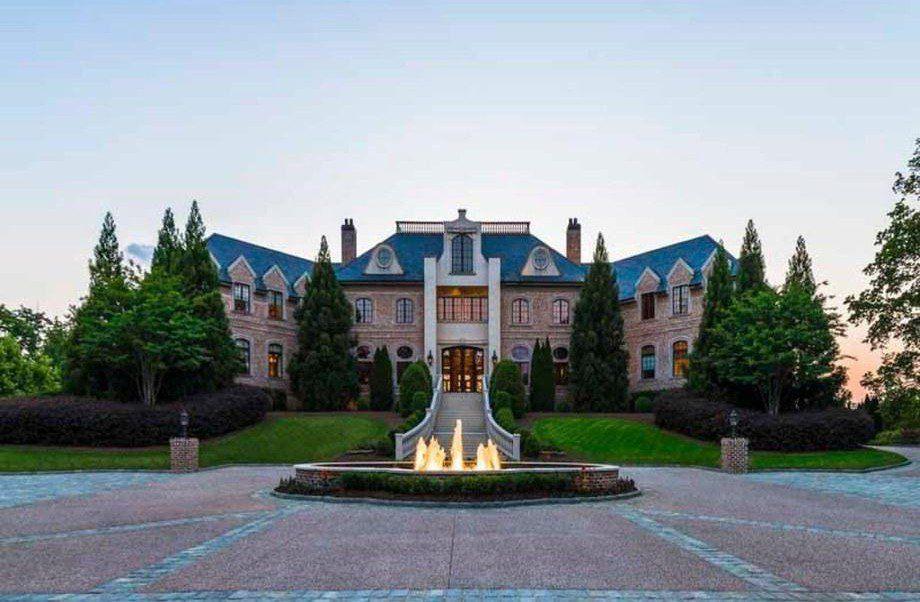 Tyler Perry S 25 Million Dollar Atlanta Mansion Is On The Market