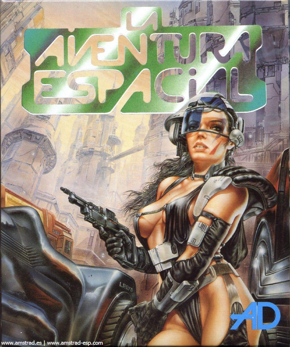La Aventura Espacial (Aventuras AD, 1990)