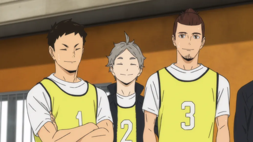 Haikyuu!! To the Top ep6 Shoyo The Kingslayer in 2020