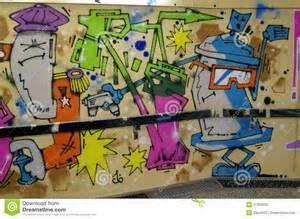 Imagem Editorial: Pintura de pulverizador - fantasia, abstrata