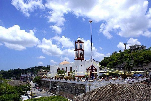 Mexico Papantla va por el turismo internacional