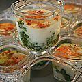 Oeufs cocottes aux épinards dans la yaourtière - passion culinaire de Minouchka   - Yaourtière -