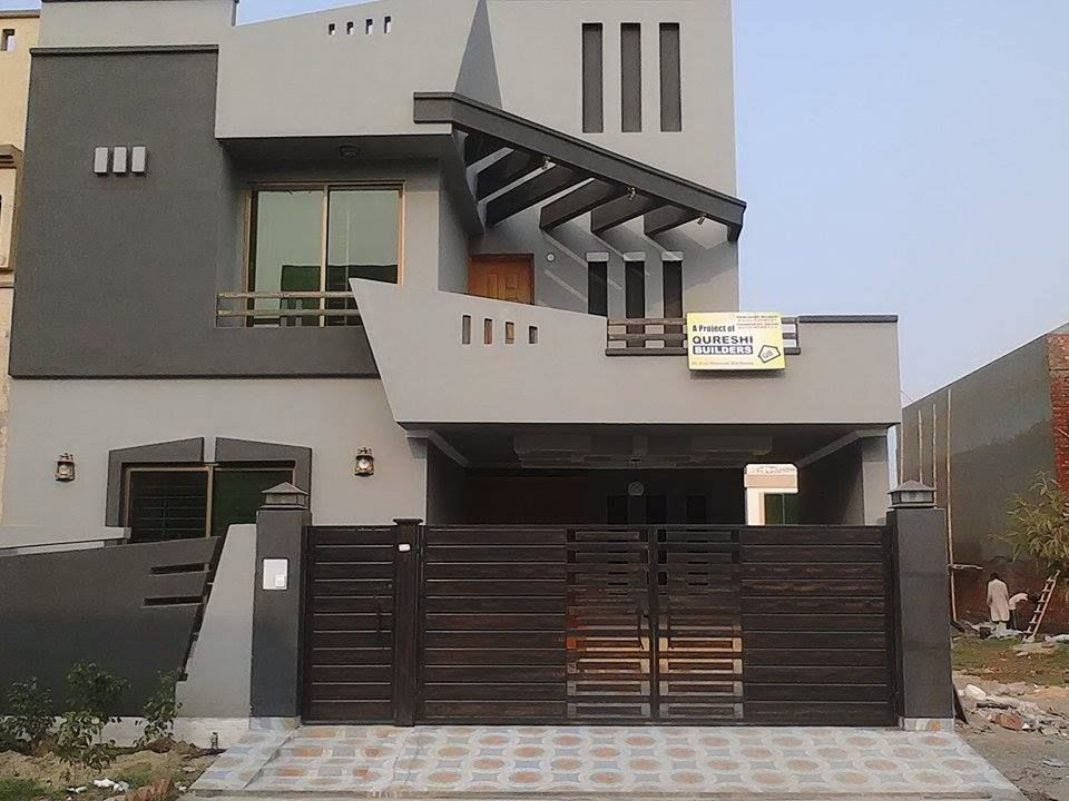 marla house for slae at bahria town lahore also design rh pinterest