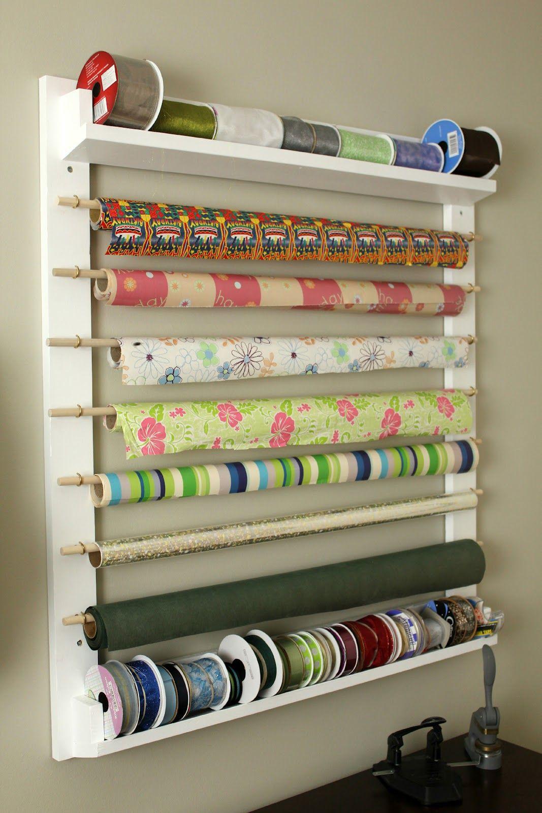 Craft Room Design Inspiration Organization Ideas