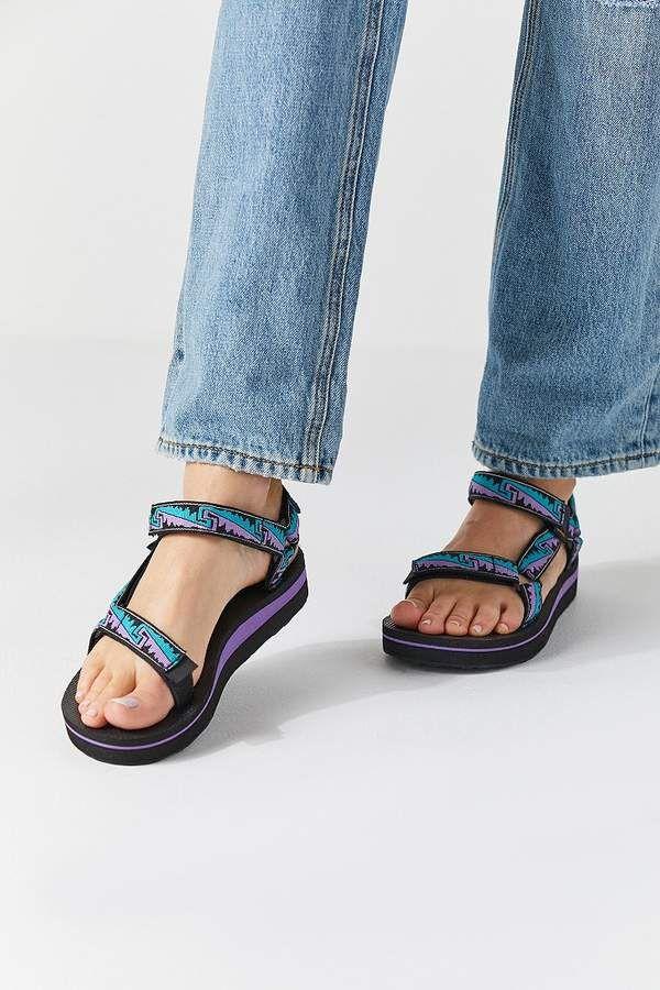 1b3e8018646f Teva UO Exclusive Midform Universal Sandal in 2019