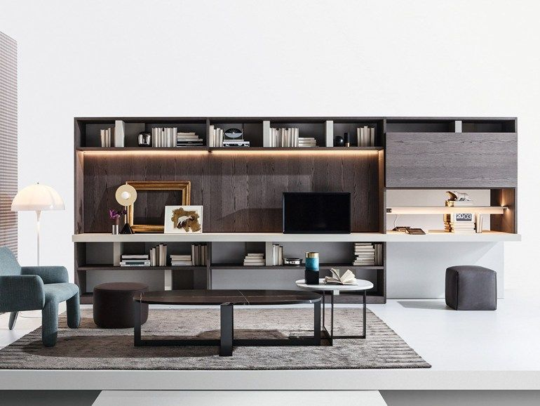 505 mueble modular de pared by molteni