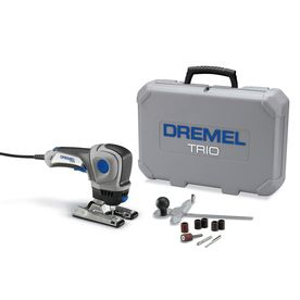 Dremel Trio 10 Piece Multipurpose Rotary Tool Kit Dremel Trio Dremel Dremel Tool