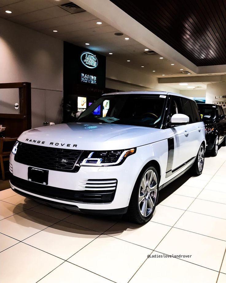 2021 Range Rover - Luxury Performance SUV | Land Rover USA