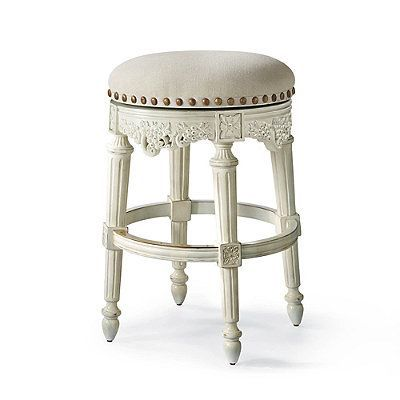 Superb Provencal Grapes Swivel Backless Bar Height Stool 31 Machost Co Dining Chair Design Ideas Machostcouk
