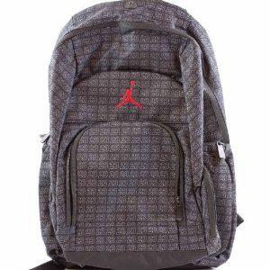 5467d7ca3e4969 Nike Jordan Jumpman 23 Print Backpack - Black Price   59.99  www.brandicted.com quiz nike