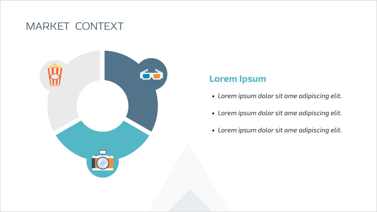 PressReleasePresentationTemplateMarketContext Presentation