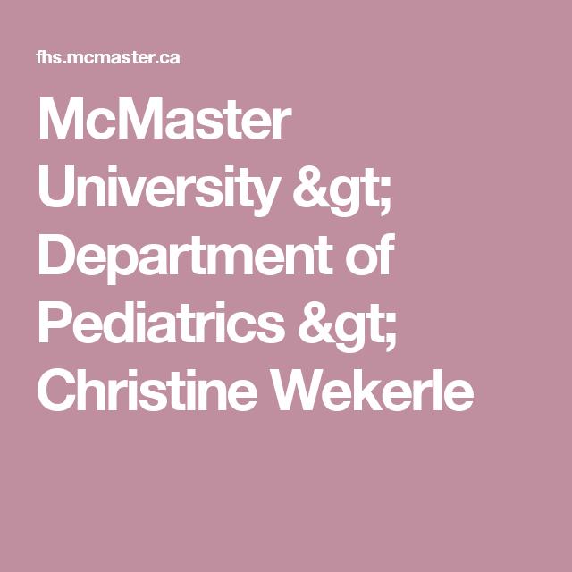 Home Healthmanagement Mcmaster Ca