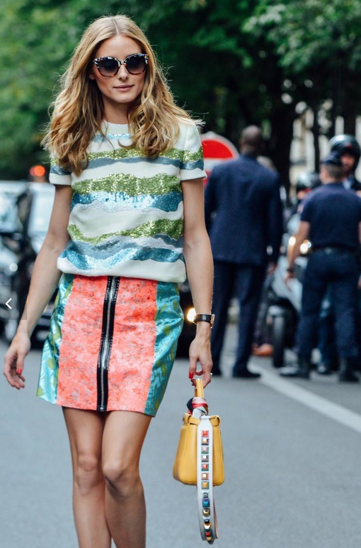 "fwspectator: ""lilyetcerises: ""olivia "" Fashion Week Spectator | daily street style"" MORE FASHION AND STREET STYLE"