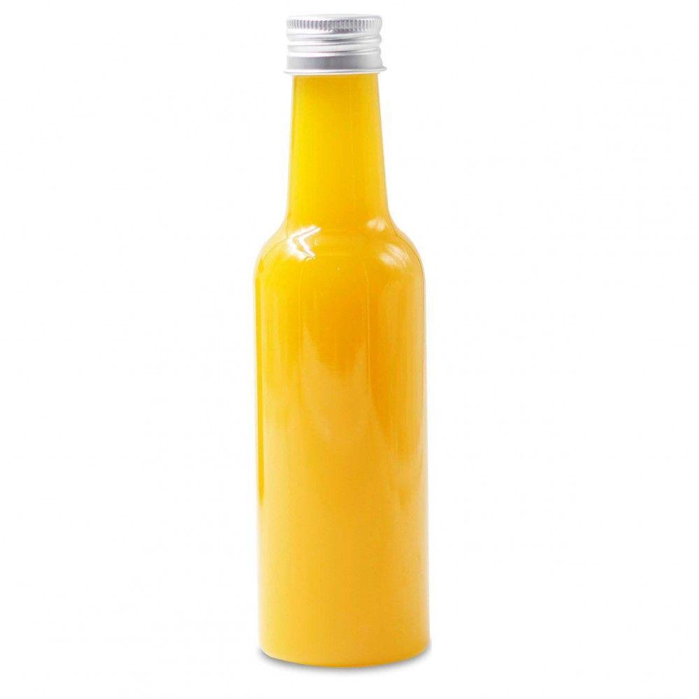 علبه للعصائر و القهوه البارده السعة 150 مل غطاء فضي محكم الارتفاع 16 5 سم القاعده 4 5 سم بلاستيك شفاف متوف Hot Sauce Bottles Sauce Bottle Hot Sauce