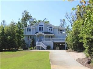 Beach House on The Moon - Duck, NC - Ocean Side 8 BR & 7 full 1 Half BA  [WAS: $1,295.00  REDUCED TO: $975.00 - week of 10/26/14] Vacation Rentals by Outer Banks Blue