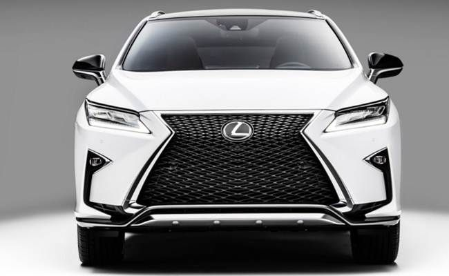 2017 Lexus Rx 350 F Sport Price Specs Review Interior