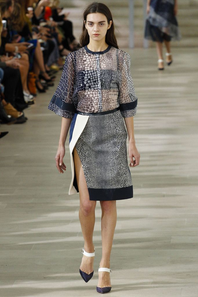 Preen Spring 2013 Ready-to-Wear Collection Slideshow on Style.com