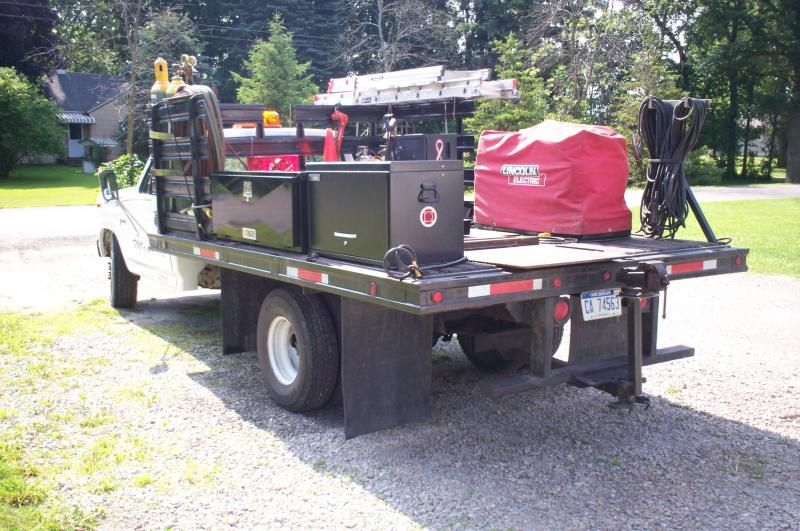 A. B. Steel Fabrication provides mobile on site welding