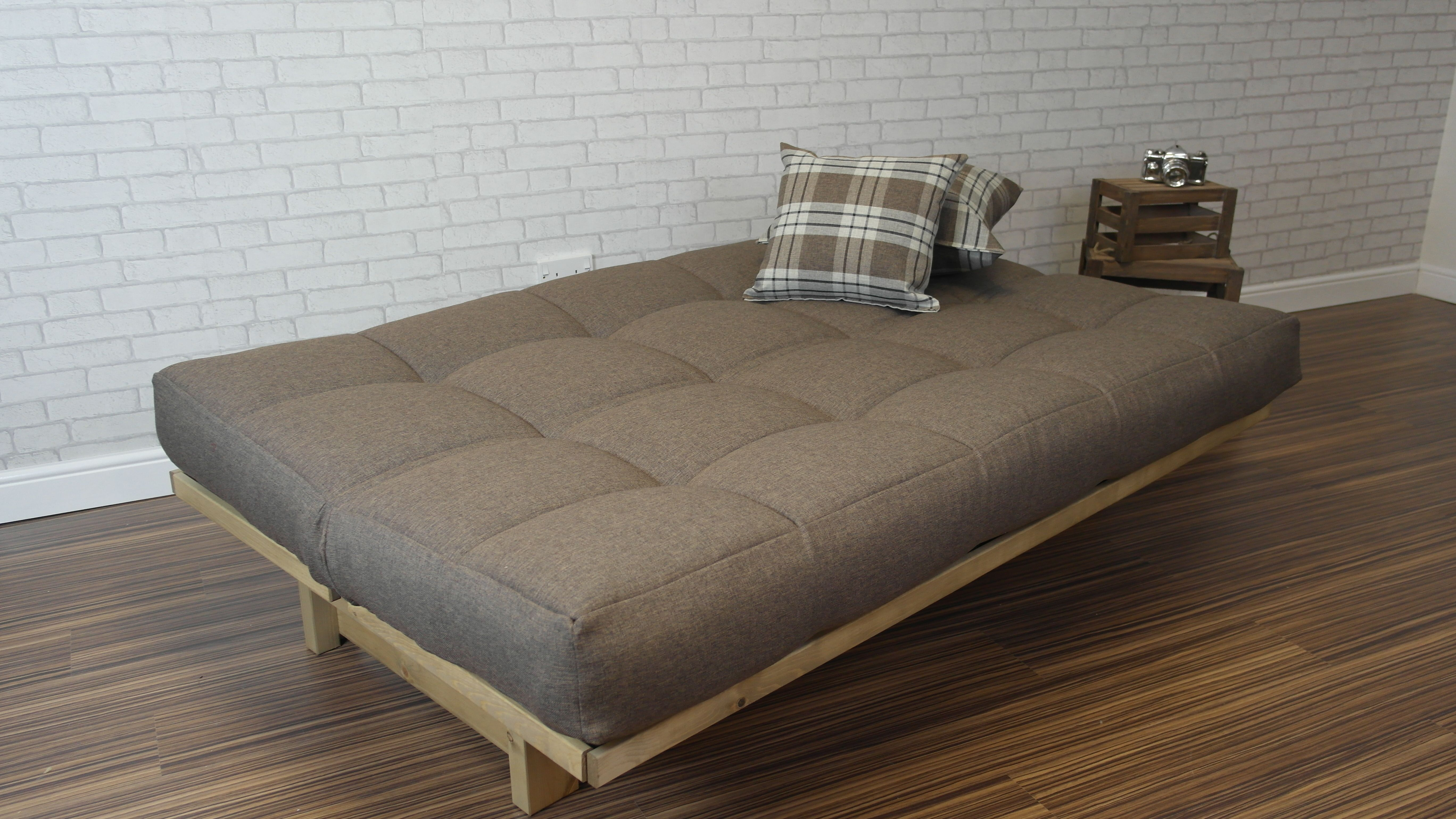 Strange Belvedere Sofa Bed With A Mattress Of 130Cm X 192Cm Ideal Camellatalisay Diy Chair Ideas Camellatalisaycom