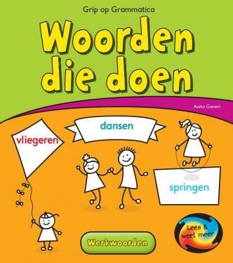 Uitgeverij Schoolsupport - Basisonderwijs - lesmateriaal en leermiddelen - Grip op Grammatica - Lees & weet meer