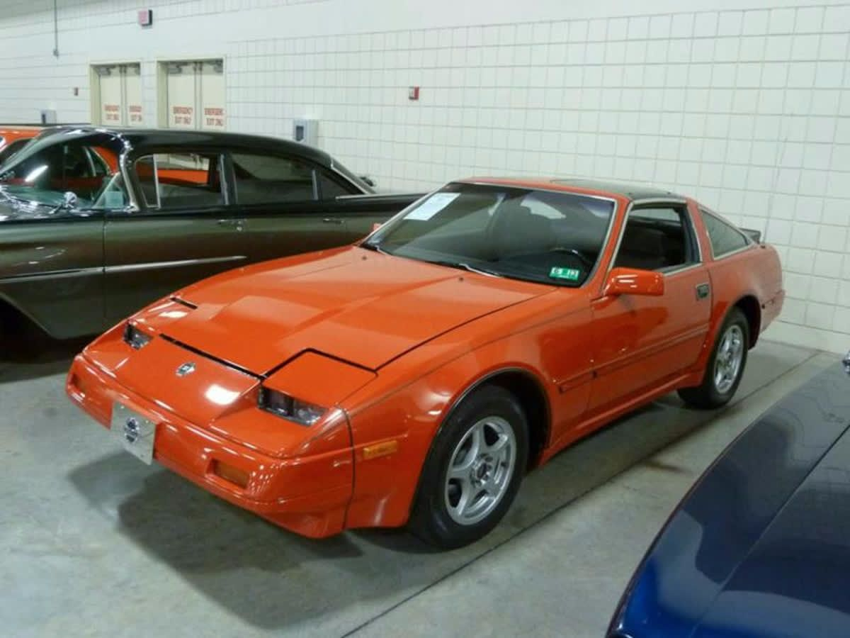 Time for #ThrowbackThursday with a 1986 #Nissan 300ZX. #TBT | Daily ...