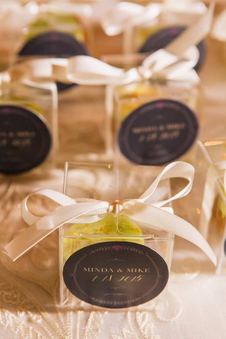 Exotic Miami Wedding Exudes Elegance