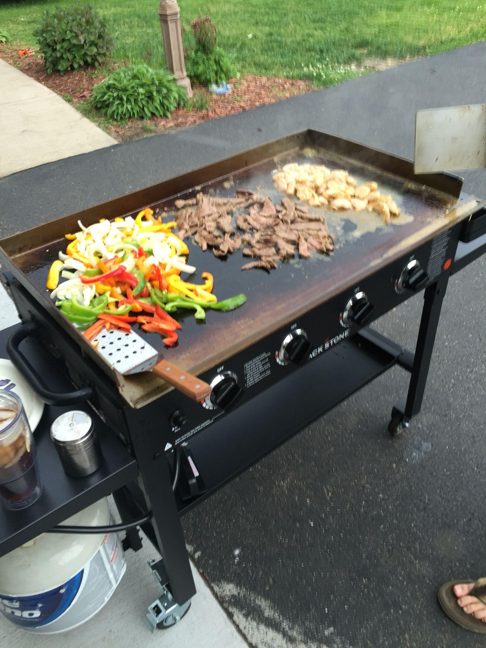 Blackstone Griddle Luxury Outdoor Kitchen Outdoor Kitchen Plans Outdoor Kitchen Decor