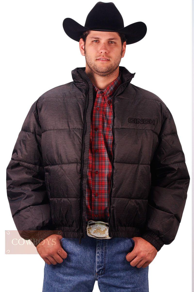 jaqueta masculina Cinch jaqueta masculina importada. Produto especial para  lugares de temperatura baixa d0c36824901