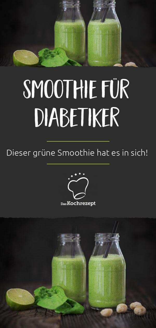 Diabetes smoothie rezepte