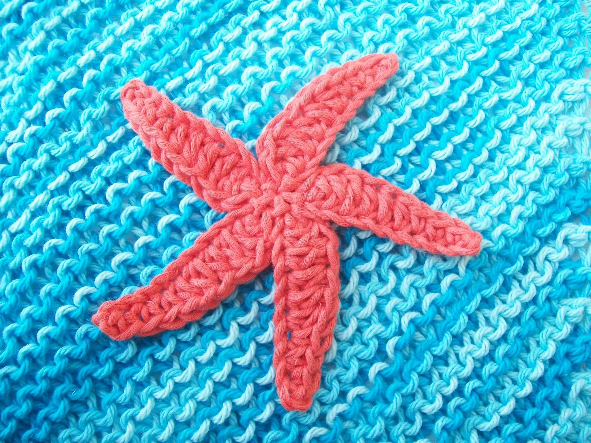 my crochet starfish   Made   Pinterest