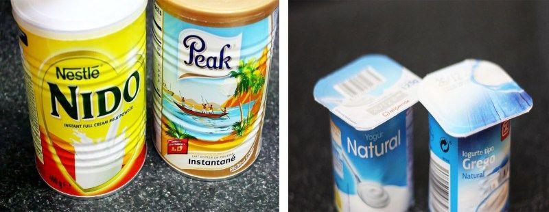 Homemade Yogurt With Powdered Milk No Yogurt Maker Recipe