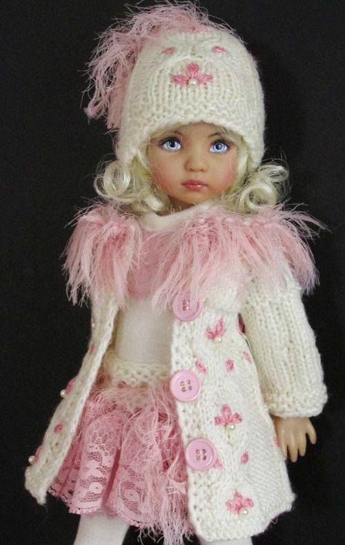 Beautiful Dolls For Decoration  on We Heart It