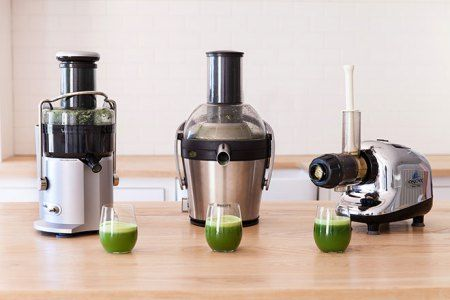 Stainless Steel Twin Gear Juicer 5500