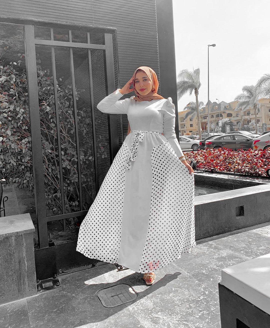 موديلات فساتين للمحجبات للخروج 2021 Dresses Fashion Maxi Dress