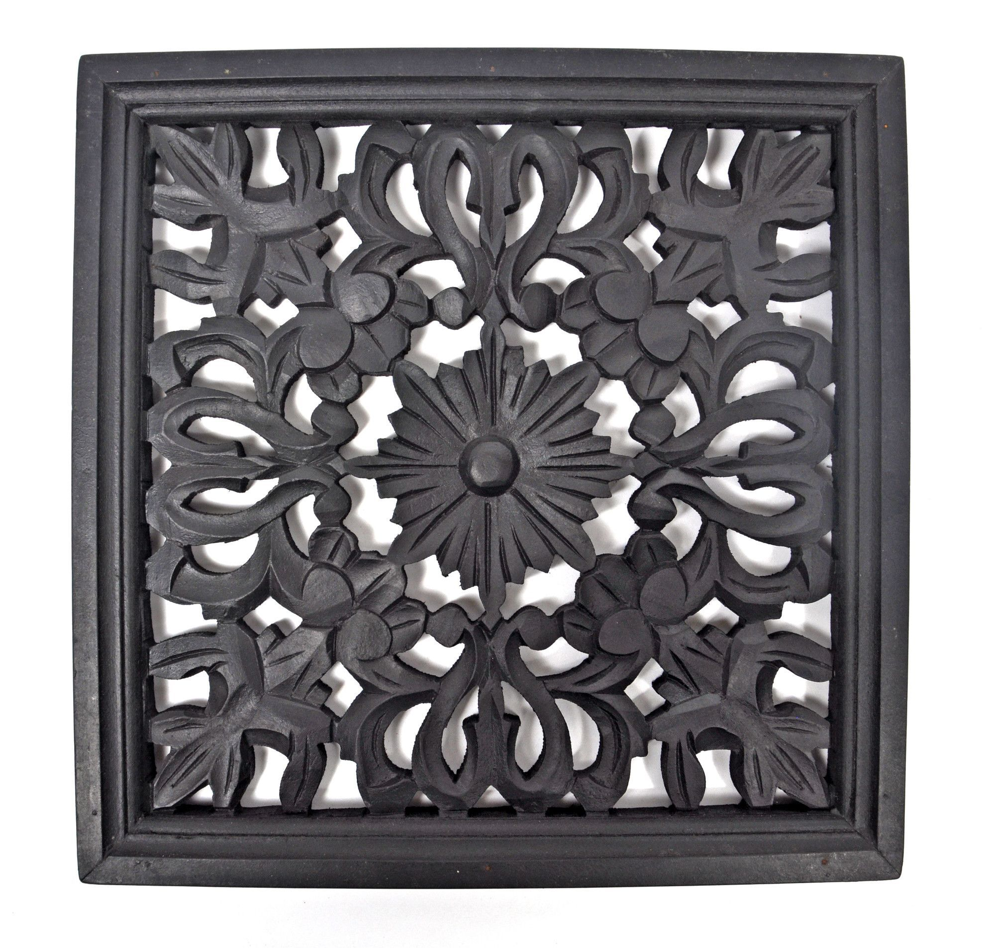 Idella Indian Wooden Panel Wall Decor | Wall paneling ...