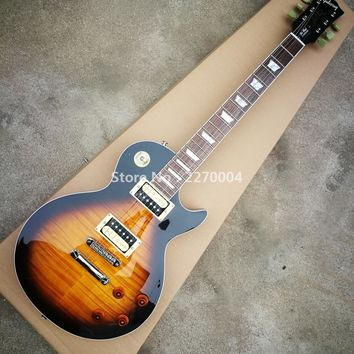 Classic LP electric guitar, new style, good sound, free shipping ...