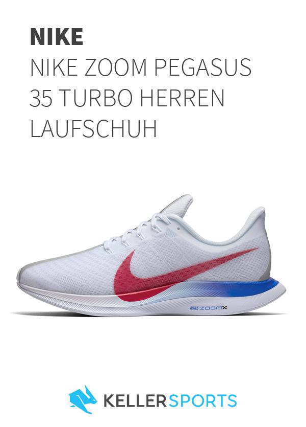 c7ad3f863e Der Nike Zoom Pegasus 35 Turbo - jetzt online kaufen #KellerSports #Nike  #Laufschuh