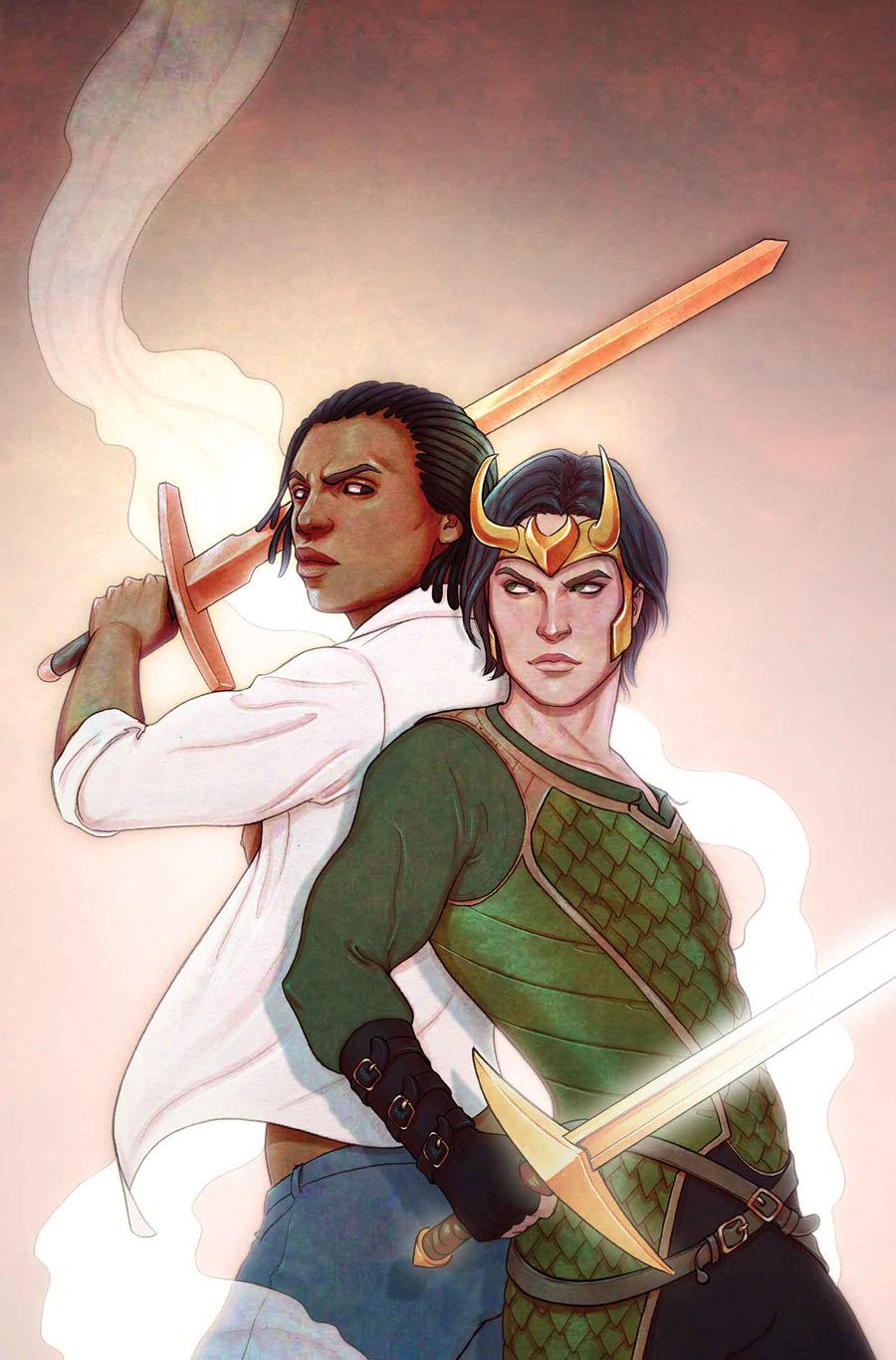 Jenny Frison Loki Agent Of Asgard 4 Loki Cosplay Loki Marvel Asgard Marvel
