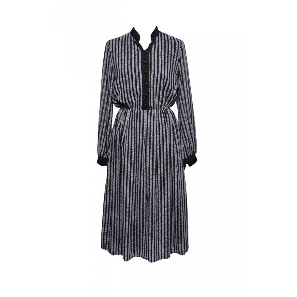 Vestido do Dia dos Anos 1940 - Vintage Absoluto