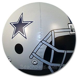 Dallas Cowboys Beach Ball For 14 95 Each Cowboys Football Dallas Cowboys Nfl Dallas Cowboys