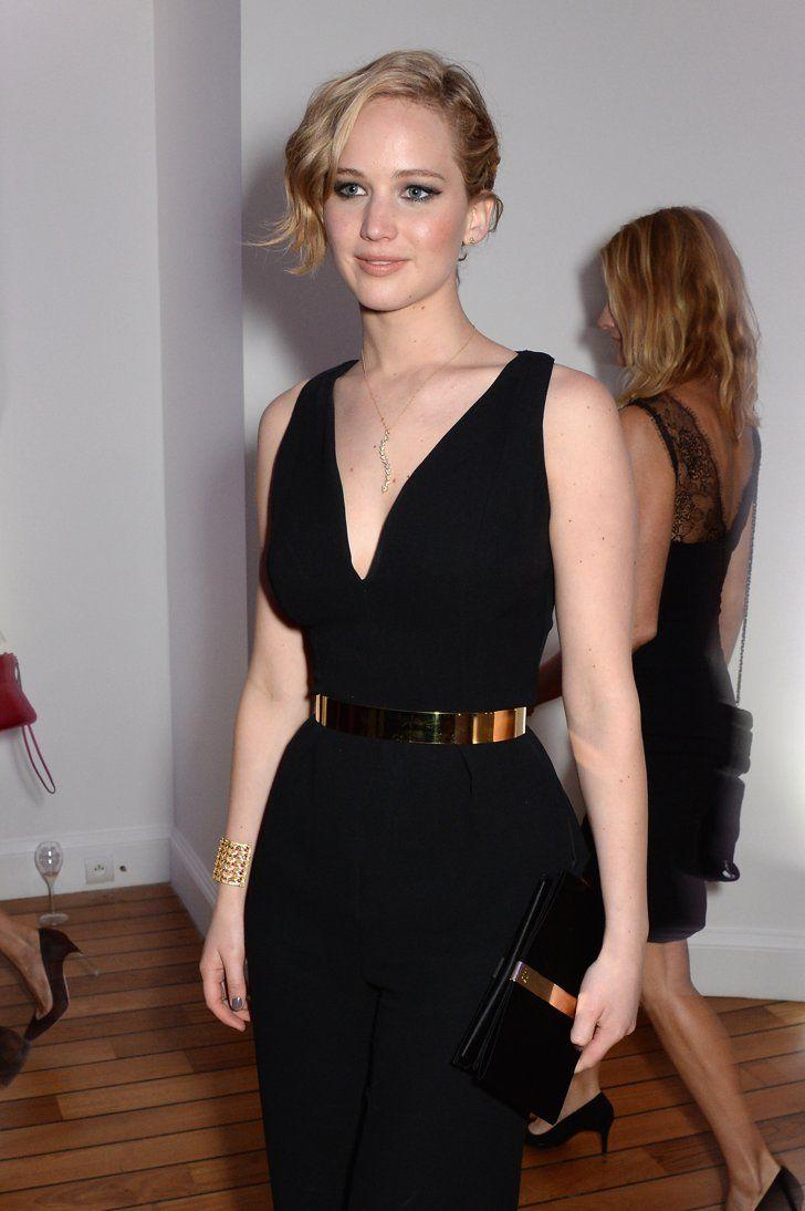 Robert Pattinson And Liam Hemsworth Let Loose At Vanity Fair S Cannes Bash Nice Dresses Jennifer Lawrence Black Dress [ 1094 x 728 Pixel ]