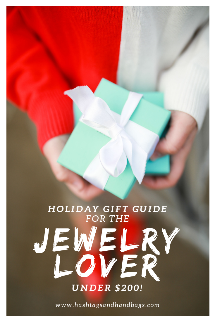 Gift Guide Jewelry Under 200 Holiday Ideas Pinterest Holiday