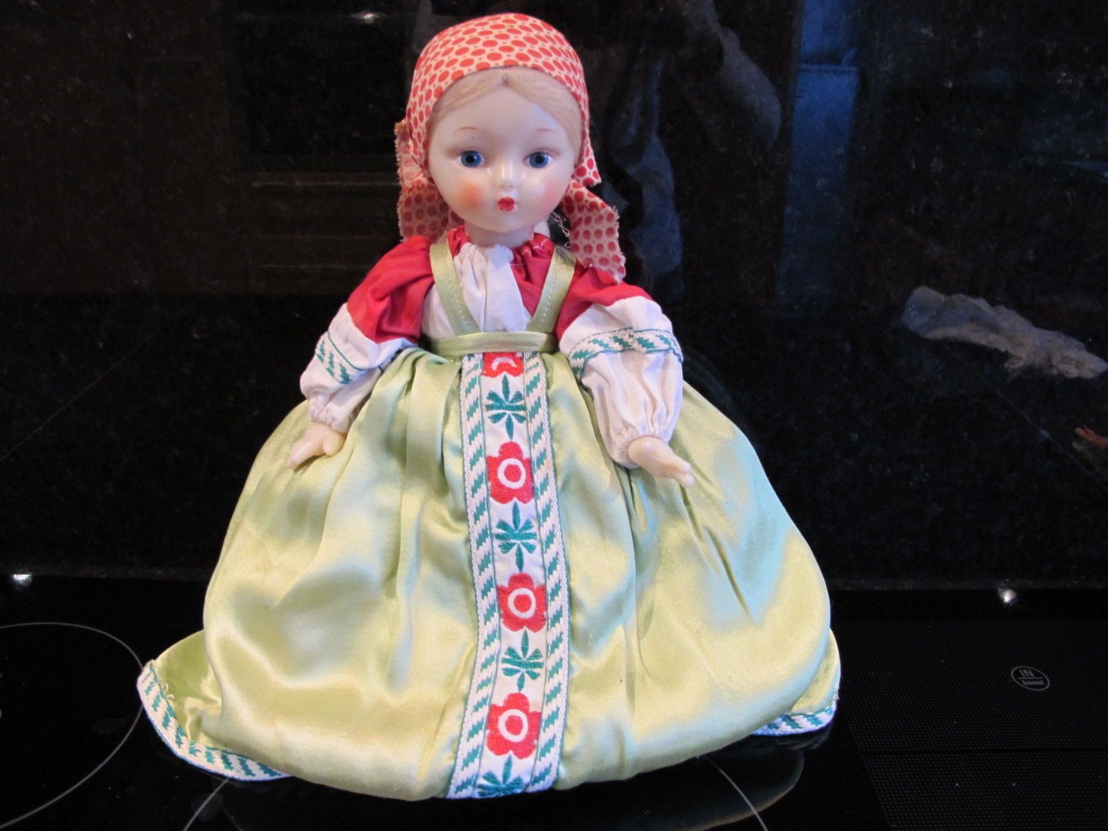 Russian Ussr Vintage Berioska Tea Cosy Doll - 999+47 Listed
