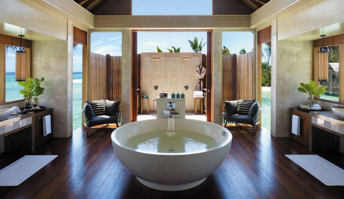 10 Cool Bathrooms From Around The World Home Designs. Top 10 Bathrooms In The World   Rukinet com