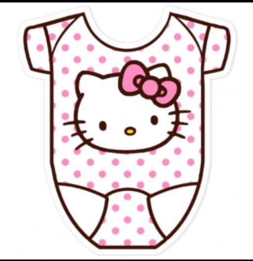 Hello Kitty baby shower invitation Kaboodle.com | Hello Baby | Pinterest