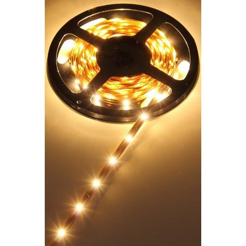 Amazon.com: HitLights LED Flexible Lighting Strip Warm