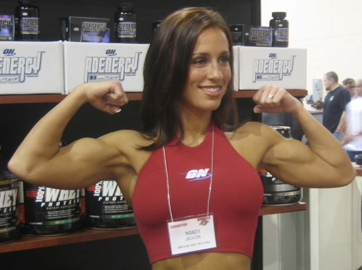 muscle girl porn videos