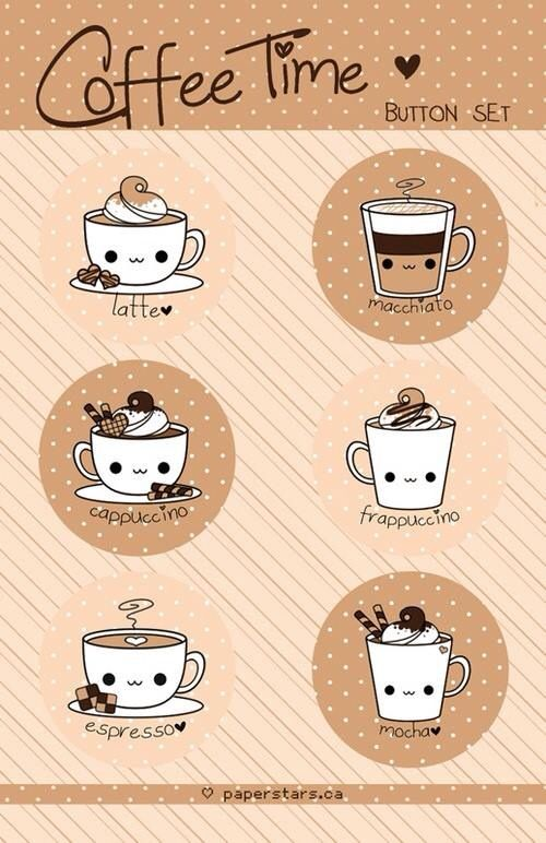 Coffe Types